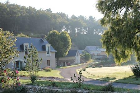 Gîte adapté entre Angers et Saumur - Haus