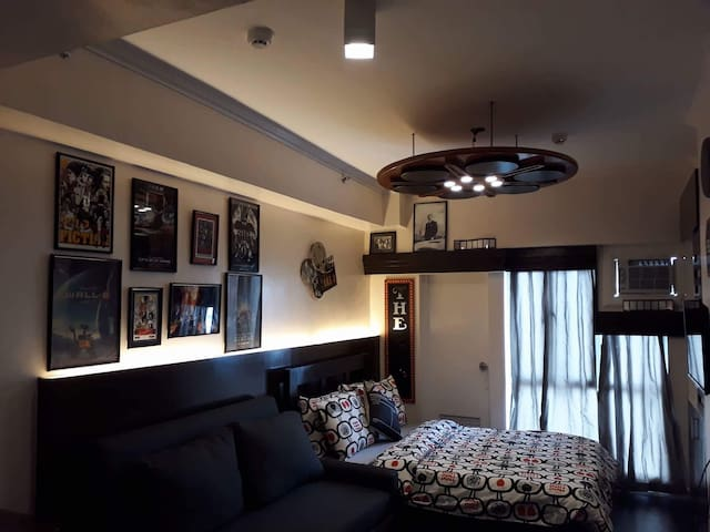 BNEW Tagaytay Condo - Fully Furnished with WIFI - Tagaytay City  - Apartment