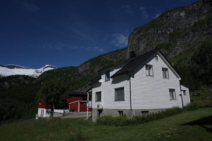 Leirdal Lodge, Øvste arken (doble room)