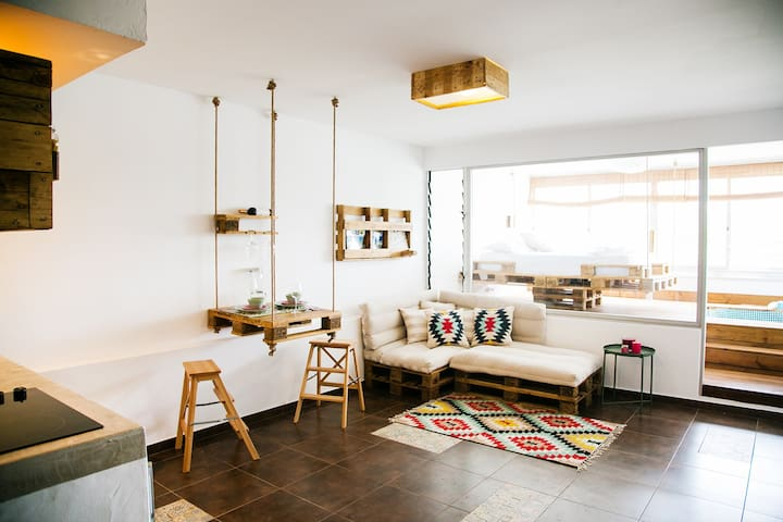 VILAMOURA apartment for 2 <50€/night in winter