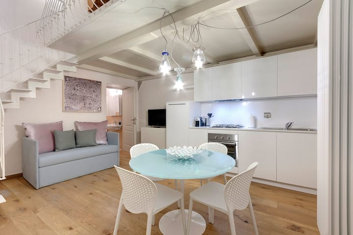 Caterina Apartment - style and personality