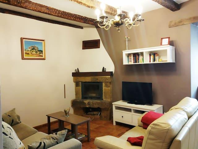 Casa rural Antigua casa del relojero 1