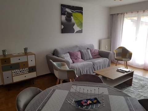Charming 2 rooms appartment - Crans-Montana