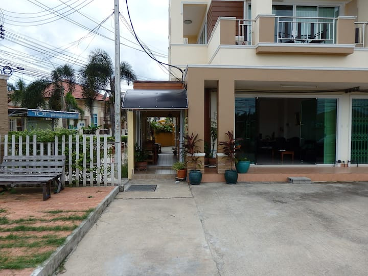 Modern apartments in Songkhla