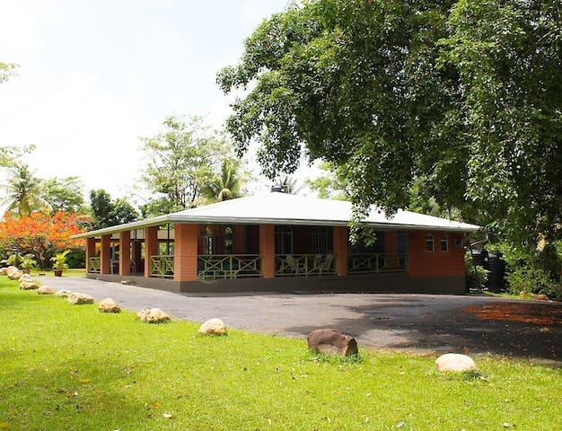 Matapal House- Ben Deloraine, Mayaro, Trinidad