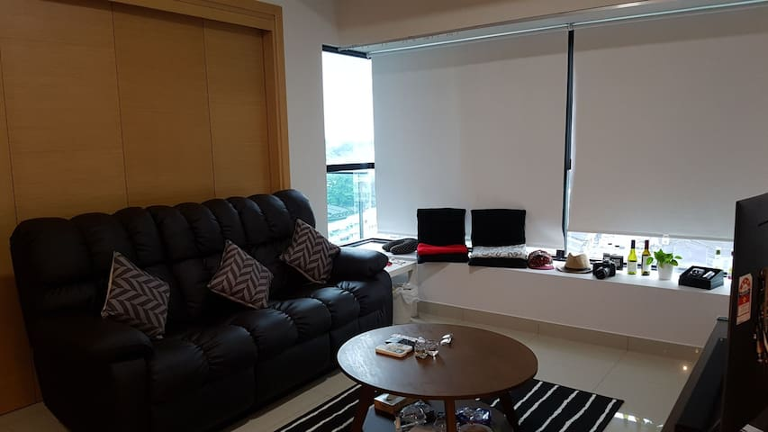 Common living area