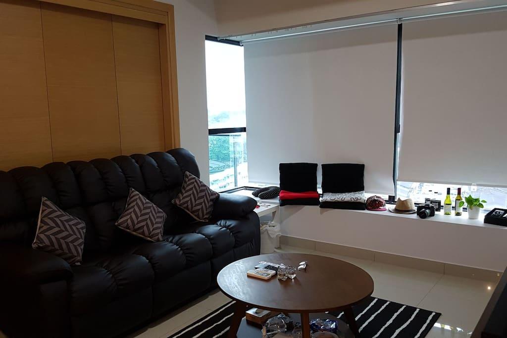 Common living area