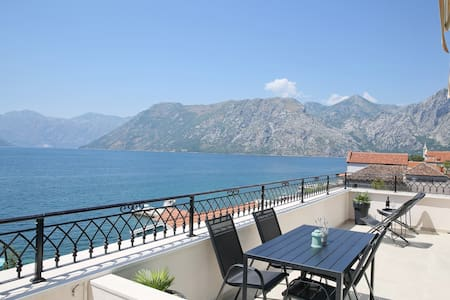 Kotor,Boka Blue -2 rooms Penthouse with Sea view 2