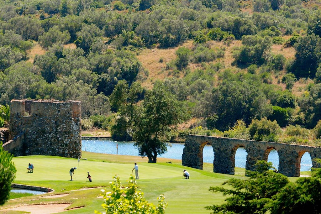 Penha Longa Golf course Top 100 in Europe