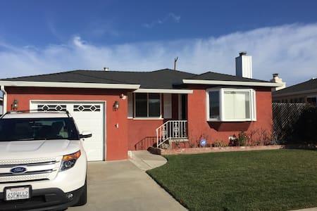 Charming San Mateo Family Home 3/2 - San Mateo