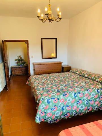 camera matrimoniale + 3° letto