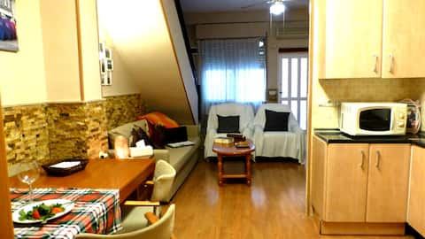 Cómodo Apartamento-Estudio