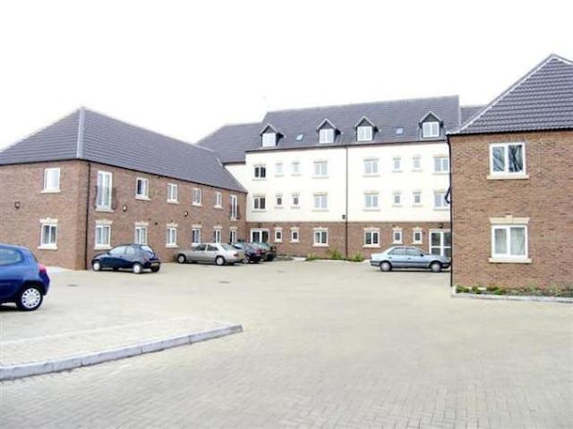 2 bedroom flat. Bedrooms with Ensui - King's Lynn - Pis