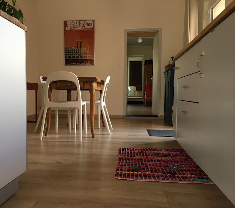 Cuisine / salle a manger