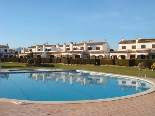 Seafront house with shared swimming pool - Estartit (L´) - Casa