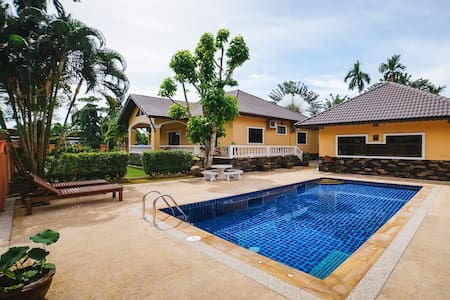 5 Bedrooms Pool Villa behind Phuket Zoo - Chalong