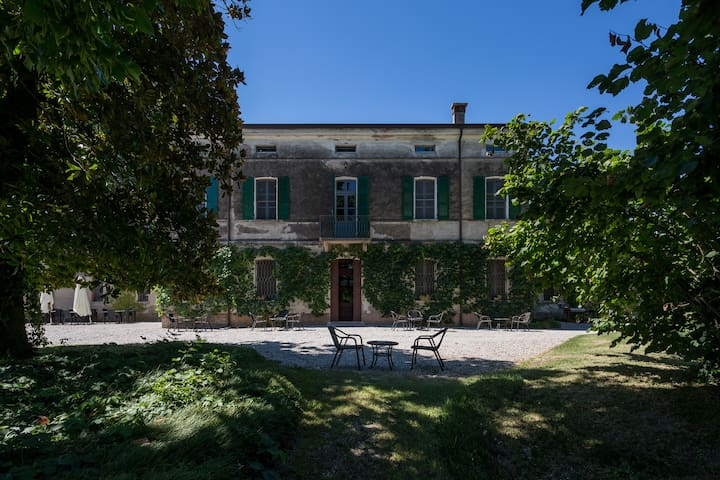 B & B in charming country villa - Gazzo - Bed & Breakfast