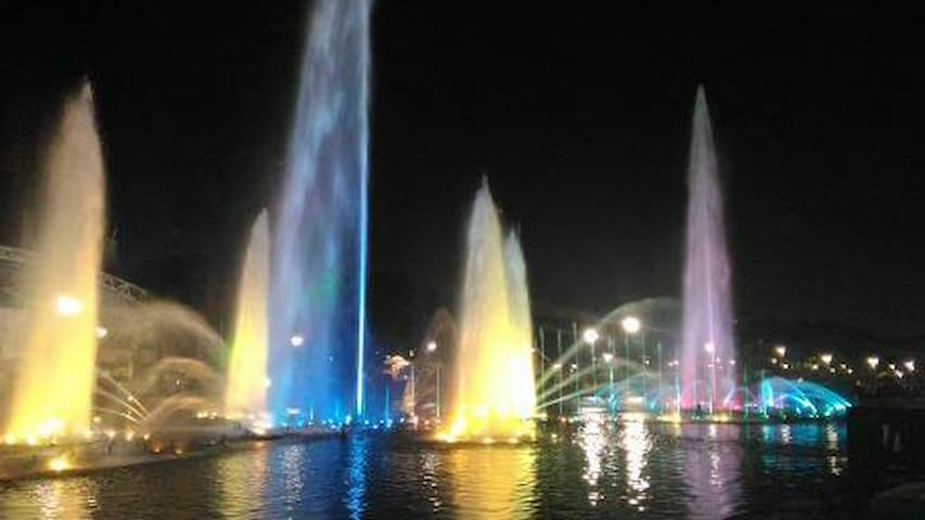 Lunetta Park, Ermita