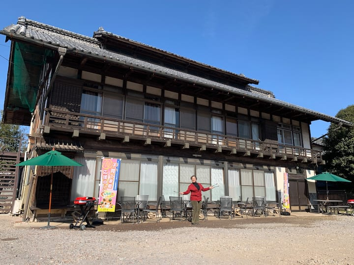 ❀ Kiyomizu House❀ 7 rooms・Onsen・BBQ・Event Space