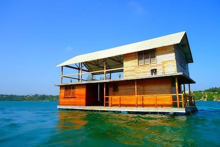 Floating House @ Boatyard