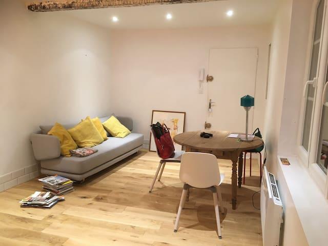 Appartement design au cœur du Toulouse historique