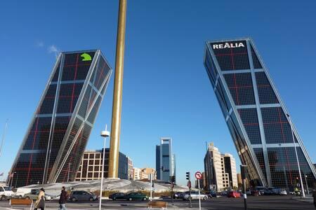 Habitación familiar - Madrid