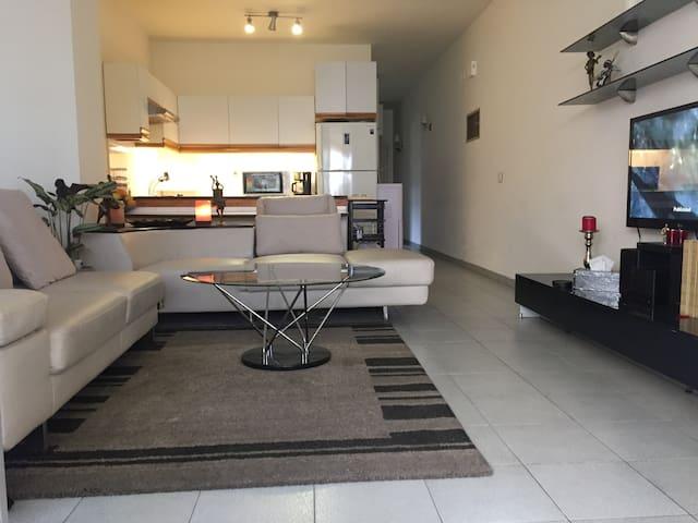 Modern Seafront Chalet - Beirut - Apartamento