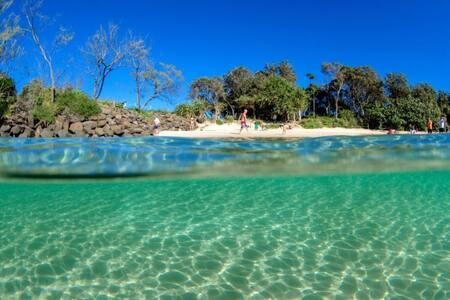 Tranquil River Retreat in Brunz - Brunswick Heads