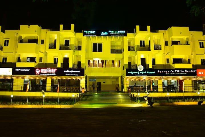 Hill side - Mysuru - โรงแรมบูทีค