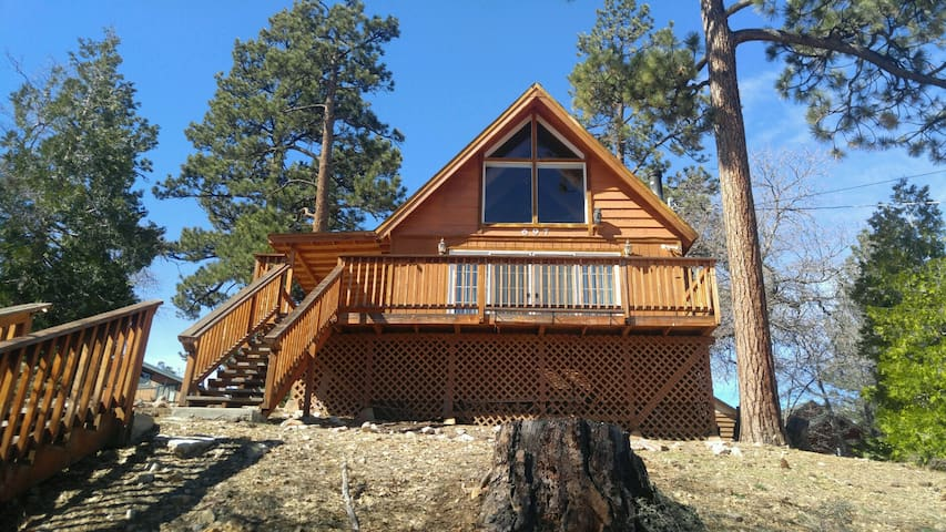 Stairway to Heaven - Big Bear - Cabin