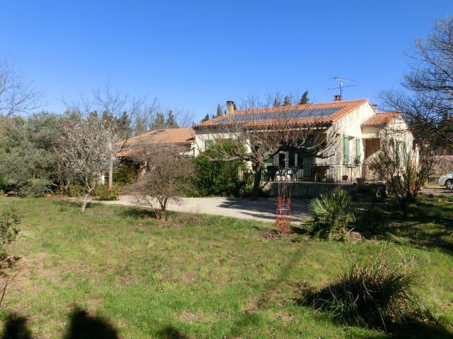 maison à la campagne - Sérignan-du-Comtat - Huis