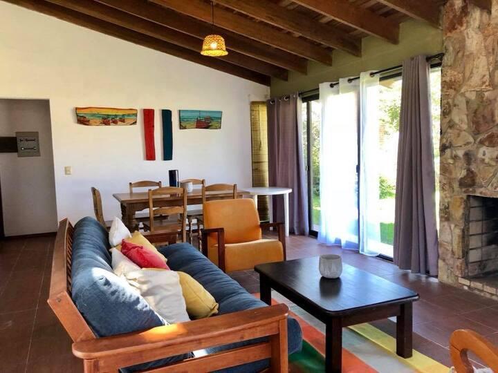 Aguas Dulces Resort Club Alquiler de Cabañas 2p