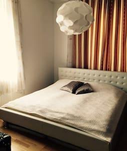 Nice Room, free wifi and coffee☺️