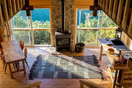 Cedar Cabin with Endless Views - Hérault