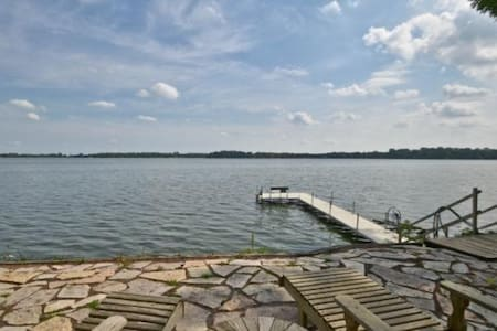 Beautiful Lake Home Oasis - New Prague - Casa