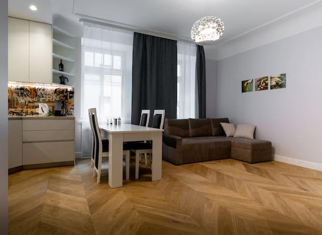 Design boutique apartment near Old Riga all extras