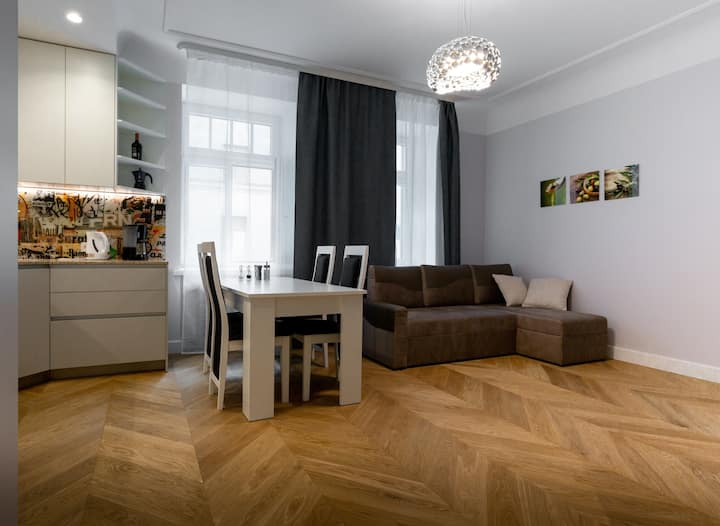 Design boutique apartment near Old Riga all extras
