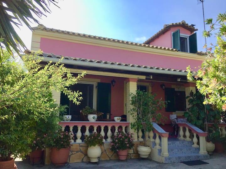 Corfiot Villa Maisonette