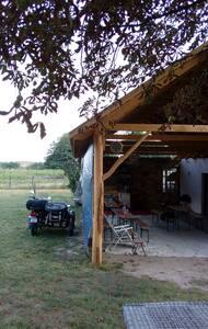 Kleines Haus in der Puszta - Lófogó Vendégház