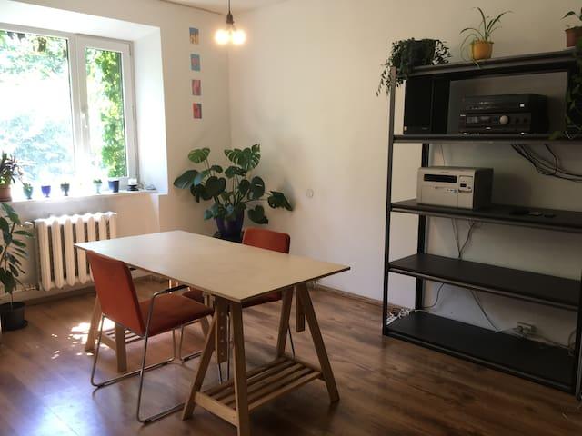 Modern private apartment
