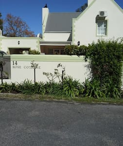 Rose Cottage - Franschhoek - House