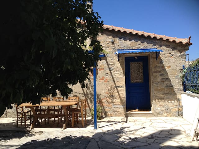 House in Samos