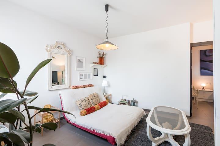 Ático en pleno centro - Granada - Appartement