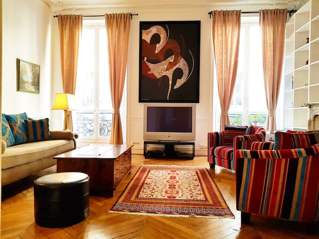Charming apartment near Eiffel tower and Trocadero