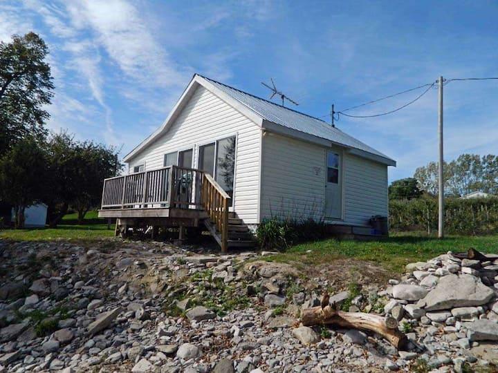 Creasy's Cottages - APPLE INN
