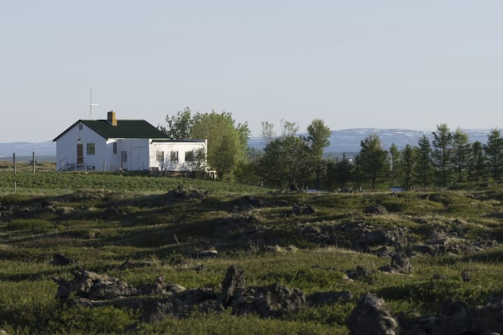 Geiteyjarstrønd 4 - Mývatn - House