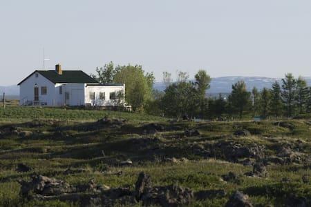 Geiteyjarstrønd 4 - Mývatn - Dům