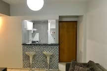 Maravilhoso apartamento no melhor local de Goiânia
