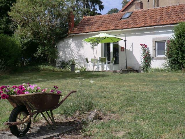 Gezellig vakantiehuisje midden Frankrijk