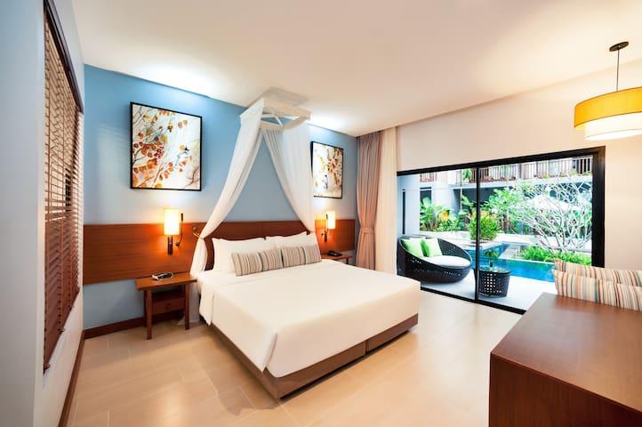 Cool Pool Side unit in Ao Nang - Krabi - Apartment